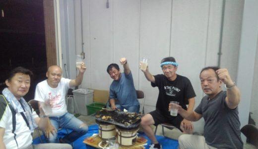 吹田支部「吹田男子会」焼肉모임、分会活性化に向けて活動します!